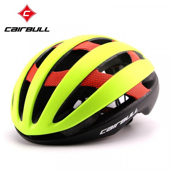 Легкий велошлем Cairbull из углеродного волокна