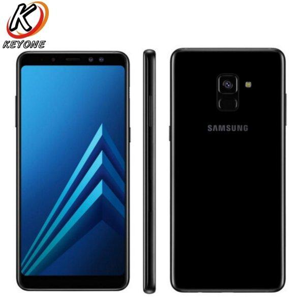 "Заряжен удивлять Смартфон Samsung Galaxy A8+ 6.0"""