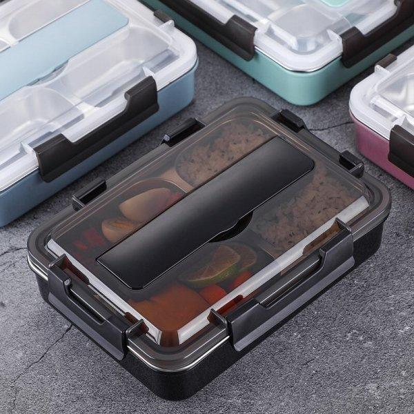 Герметичный пищевой контейнер CPLIFE (7 цветов)
