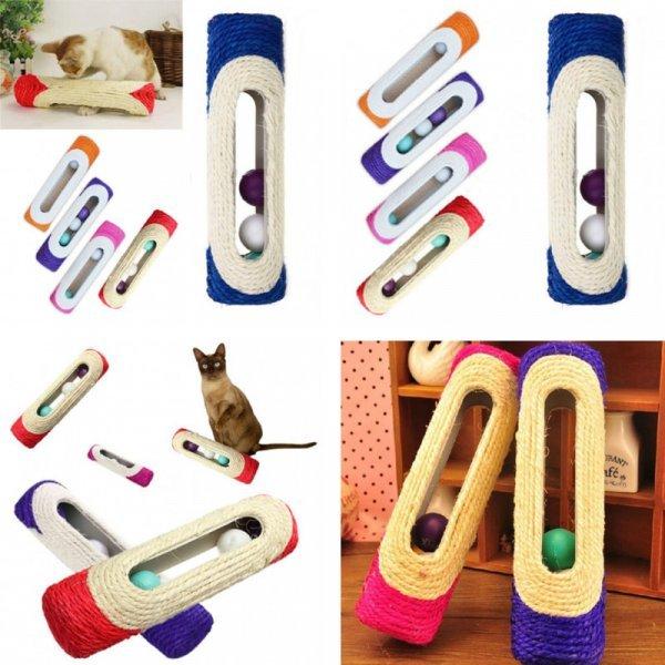 Когтеточка-игрушка PETRICH - коты в восторге!