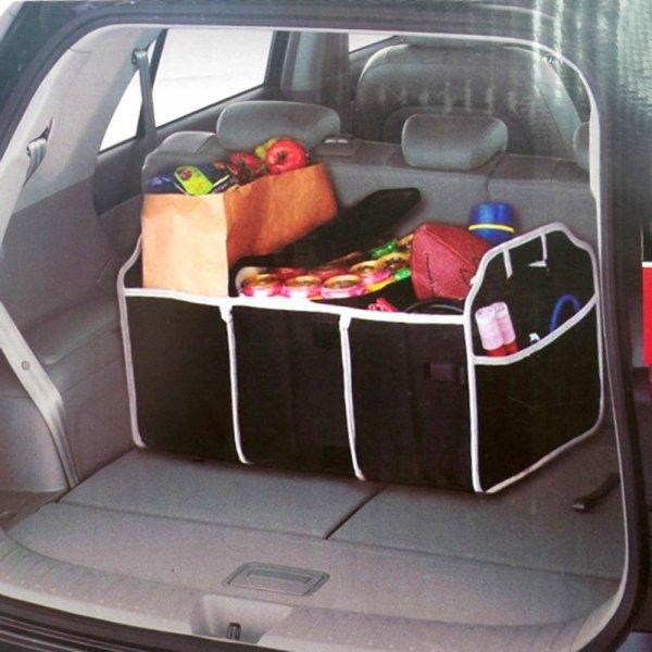 Открытый органайзер для хранения вещей в багажнике (50 x 32.5 x 32.5 см)