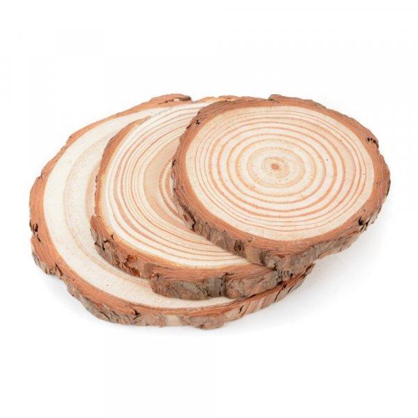 Деревянные подставки под чашку Mayitr (5 размеров)
