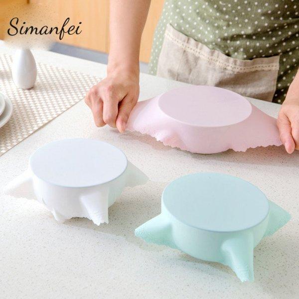 Универсальная крышка для банок Simanfei (3 цвета, 1, 2,3 шт)