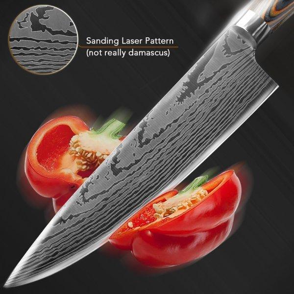 Ножи MYVIT (1-5 шт)