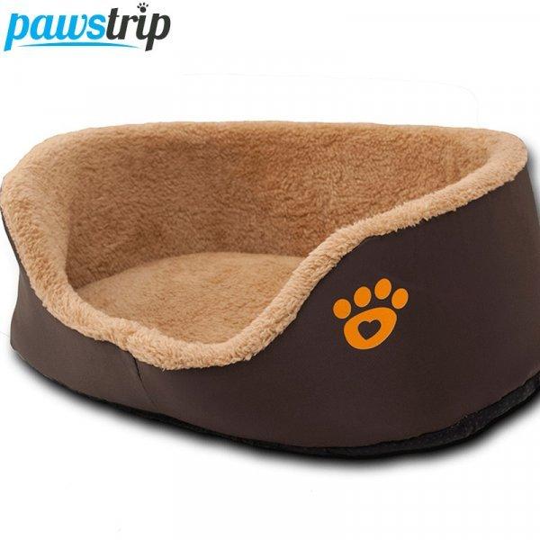 Роскошная лежанка для собак и кошек  Pawstrip (2 размера)