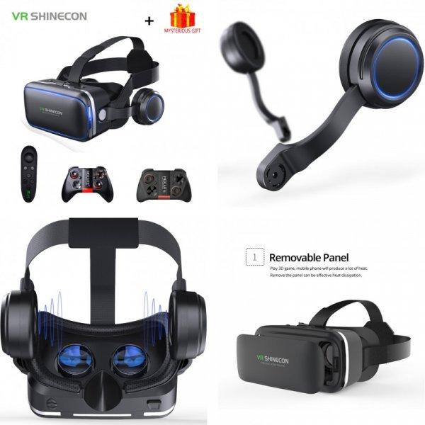 VR-гарнитура + таинственный подарок от VR SHINECON