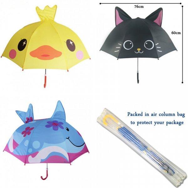 Детский зонт (10 цветов)