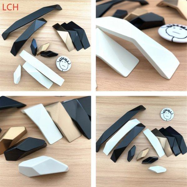 Модные дверные ручки LCH (4 шт, 4 цвета)