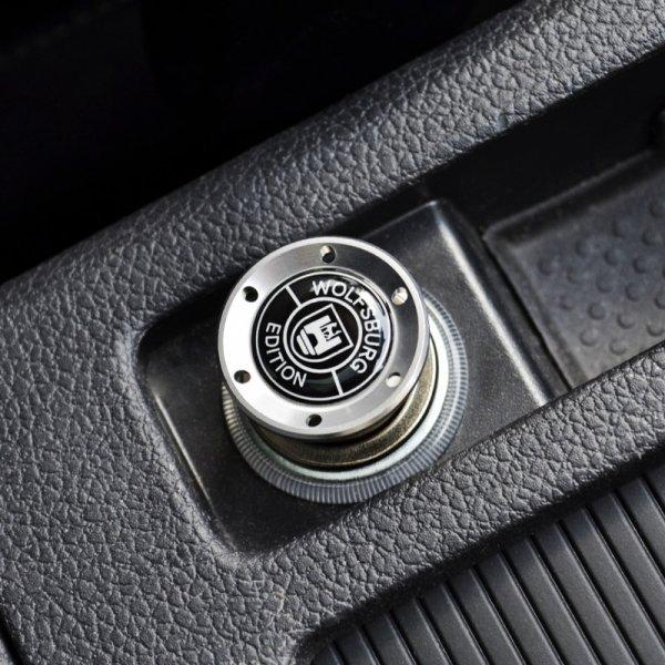 Прикуриватель для Volkswagen сидит как оригинальный