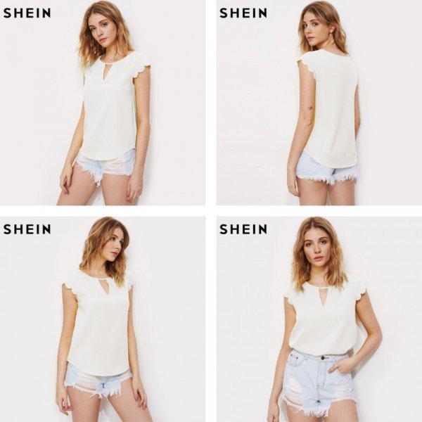 Будь элегантной в блузке от SheIn