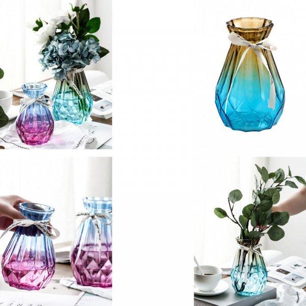 Стеклянная ваза (24 варианта)