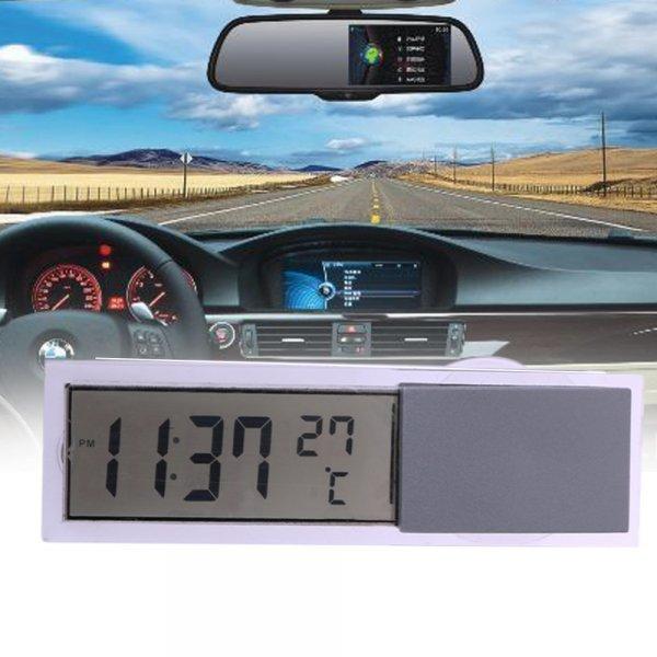 Универсальные цифровые часы 2 в 1