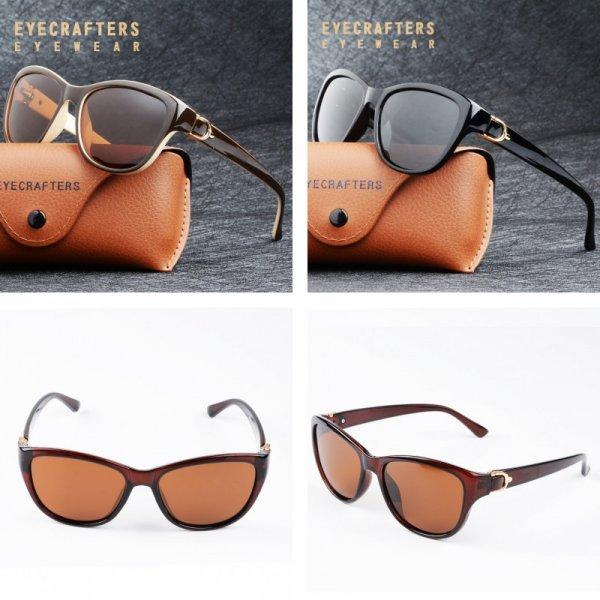 Солнцезащитные очки для женщин EYECRAFTERS (3 цвета)