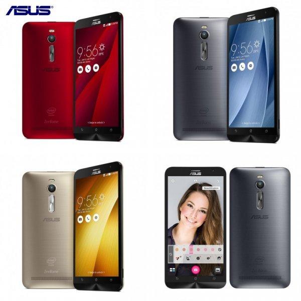 "Шикарный смартфон Asus Zenfone 2 5.5"" (Android 5.0, 4 ядра 13MP LTE dual sim)"
