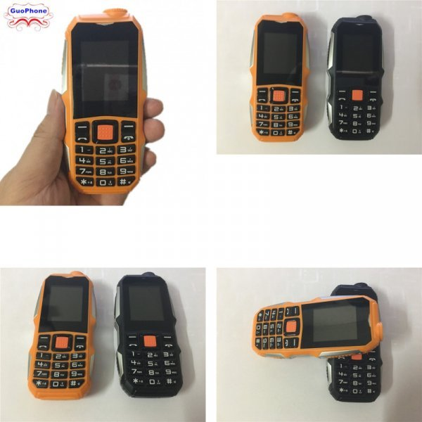 """Мобильный телефон F-FOOK 1.8"""" с MP3"""