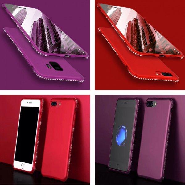 Превосходный чехол для Samsung Galaxy  S8, S9+, S7 (5 цветов)