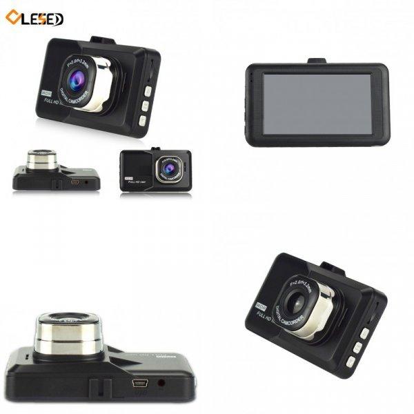Видеорегистратор с ночным видением OLESED (170 градусов)