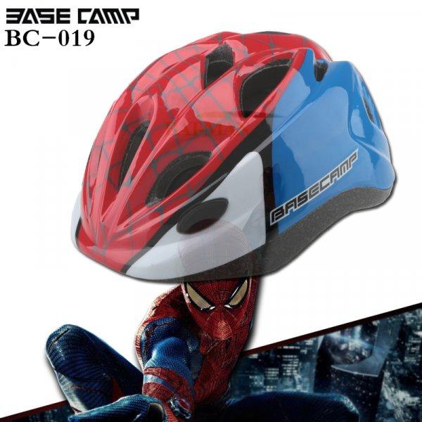 Детский велошлем BaseCamp с максимальной защитой головы