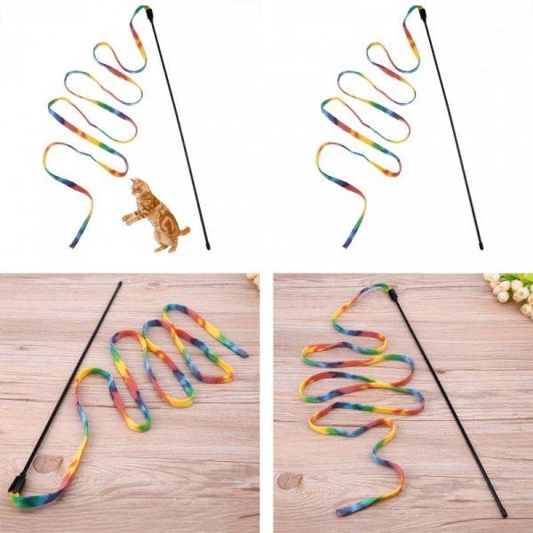 Веселая махалочка для кошек (15 вариантов)