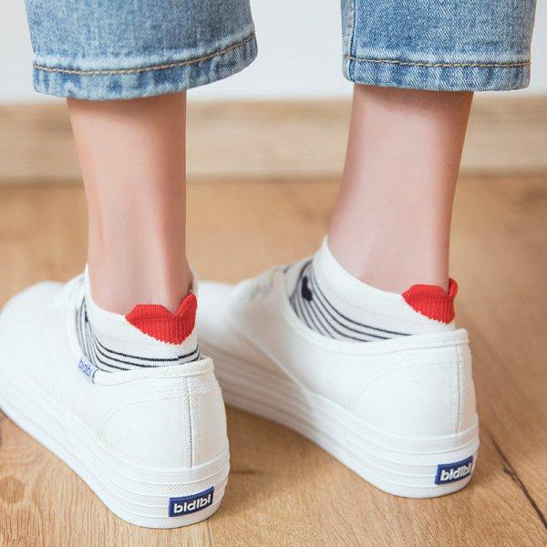 ХИТ лета 2018! Миленькие носочки оригинального дизайна (5 пар, 8 принтов, 22-24,5 см)