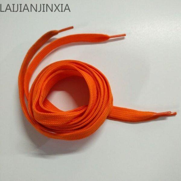 Яркие двухслойные шнурки Laijianjinxia (2 шт,  9 цветов, 110 см)