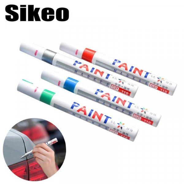 Супер маркер против цапапин на кузове Sikeo (10 цветов)