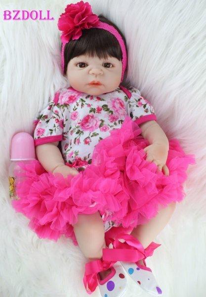Реалистичная кукла Npkcollection (55 см)