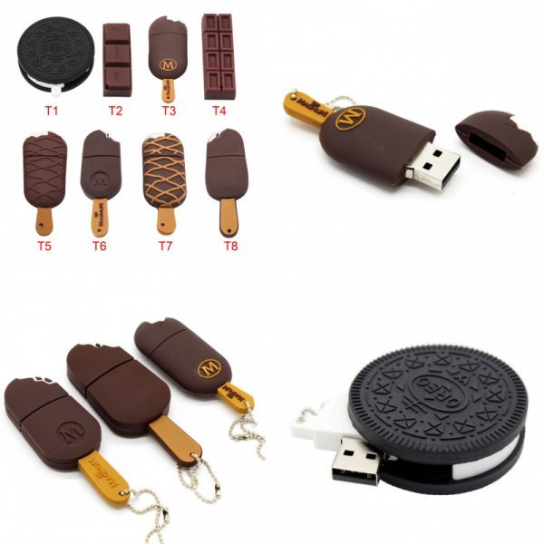 USB флешка для любителей печенек Орео от STmagic (usb2.0 5 объемов)