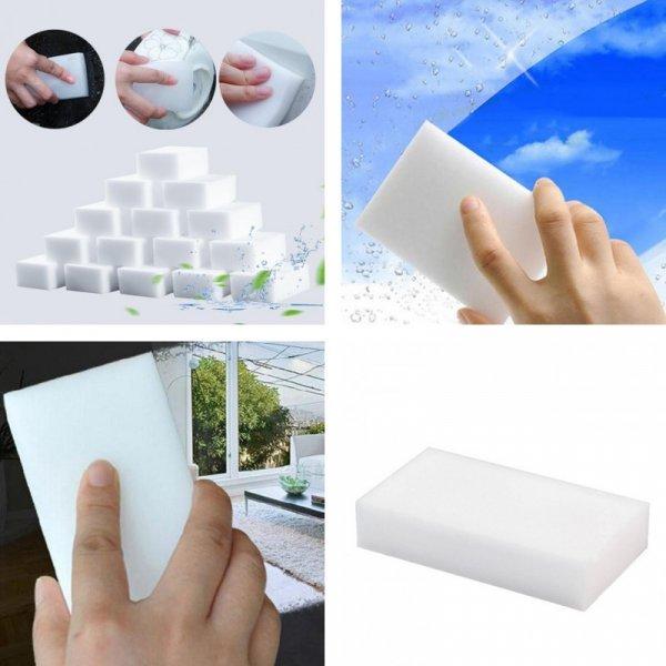Губка для любых поверхностей (1, 100 шт)