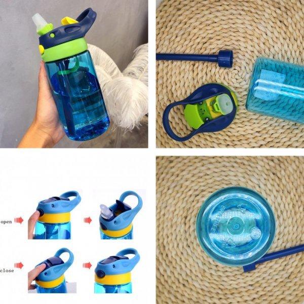 Питьевая бутылка (4 цвета, 500 мл)