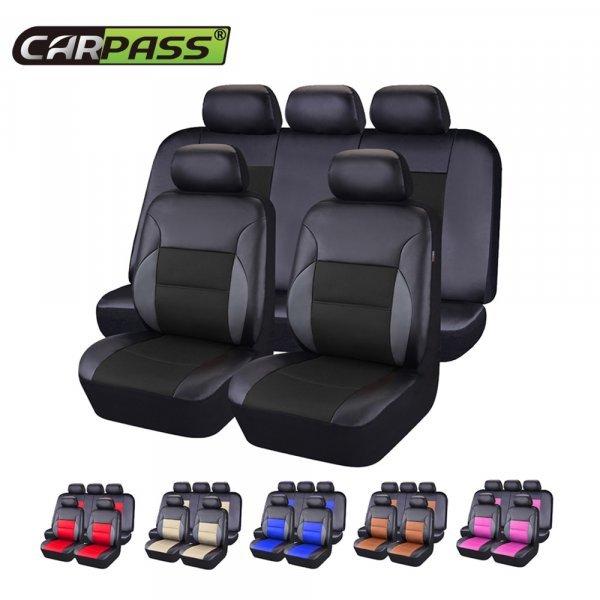 Комплект автомобильных чехлов Car-pass (для Volkswagen, Mazda, CX-5, Лада)
