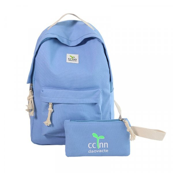 Шикарный рюкзак с косметичкой (40*27*11 см, 5 цветов)