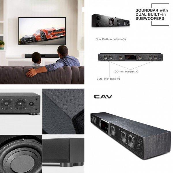 Саундбар CAV TM1100