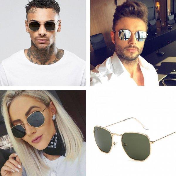 Мужские солнцезащитные очки с UV400 от SOZO TU (15 цветов)