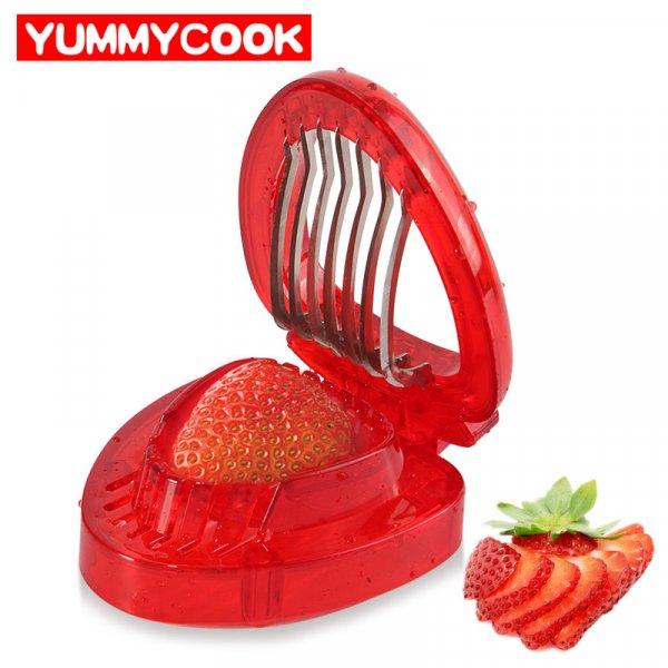 Фрукторезка YUMMYCOOK не только для фруктов