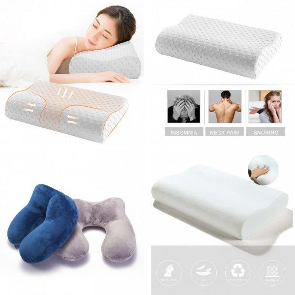 Ортопедическая подушка Hoomall (5 видов)