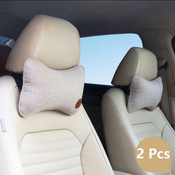 Автомобильные подушки под шею PARCOUR (2 шт)
