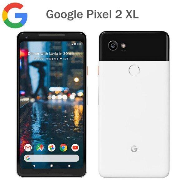 Телефон  Google Pixel 2 XL, 4G LTE (4 вида)