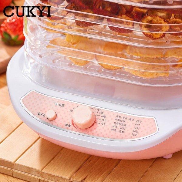 Электросушилка для овощей и фруктов CUKYI