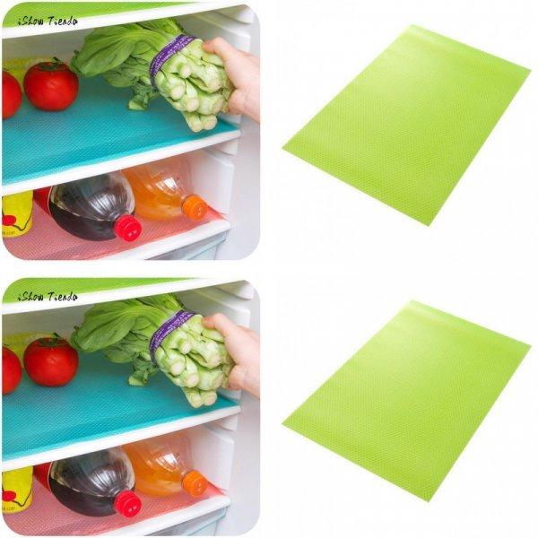 Универсальный коврик для холодильника ISHOWTIENDA (3 цвета, 45*29 см)