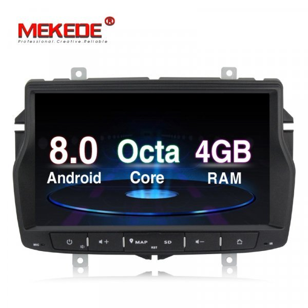 Автомагнитола 2 дин Android 6.0 MEKEDE (Dvd Bluetooth WI-FI)