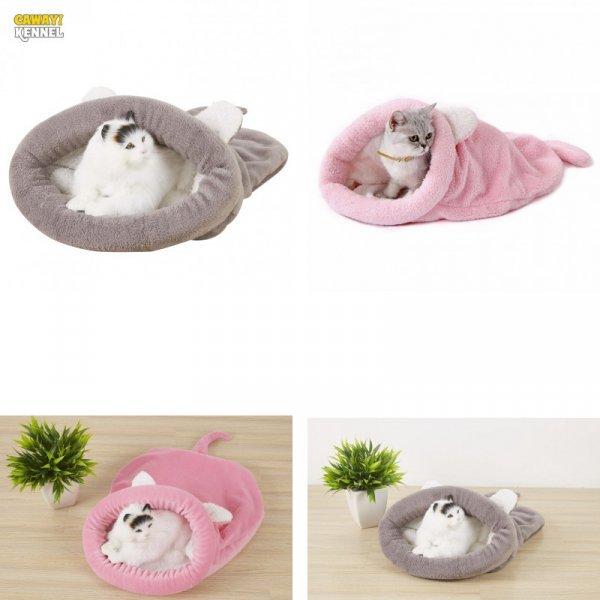 Мягкая подстилка для кошек CAWAYI (2 цвета, 2 размера)