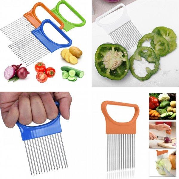 Держатель для тонкой нарезки овощей (4 цвета)