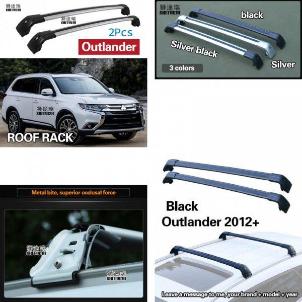 Рейлинги на авто (для Mitsubishi Outlander)