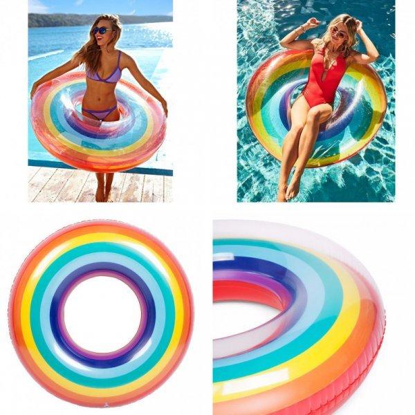 Надувной круг для плавания (60/70/80/90/120 см)