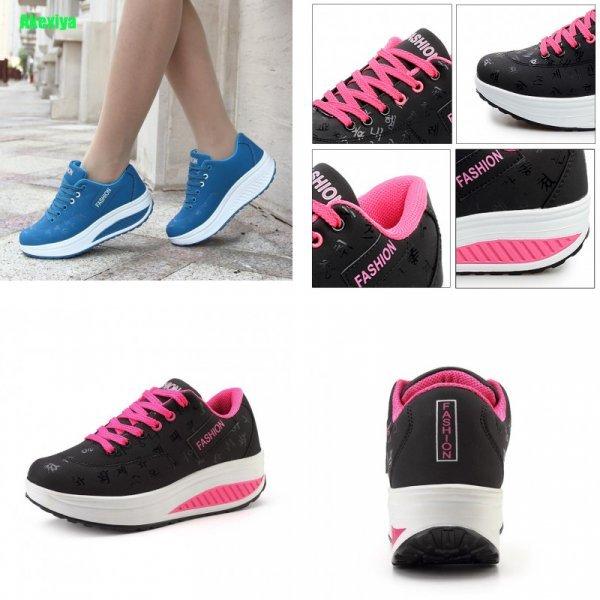 Женские кроссовки Fashion (5 цветов, 8 размеров)