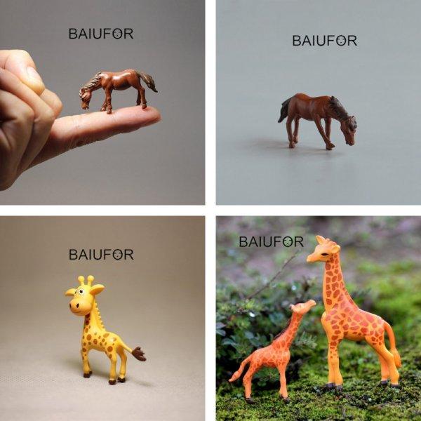 Забавные фигурки Лошадки