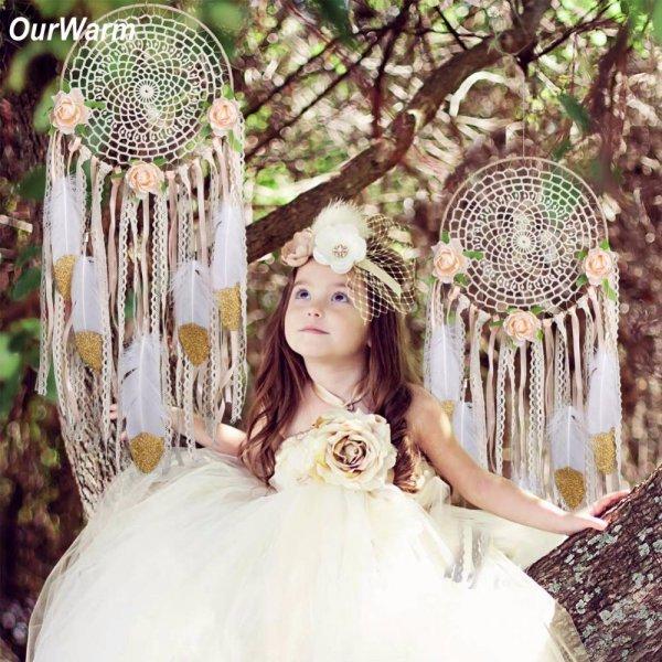 Набор украшений для свадьбы в стиле Бохо
