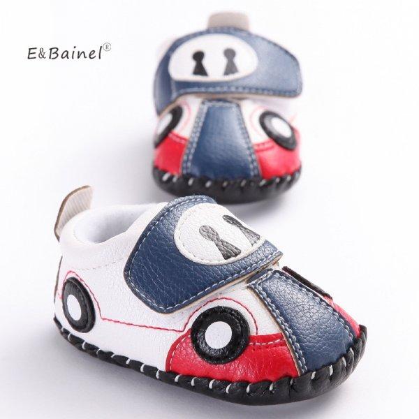 Модные пинетки Машинки для маленькой ножки мальчишки