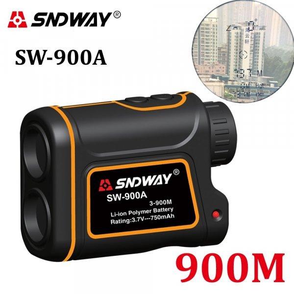 Лазерный дальномер SNDWAY (7X600 м-1500 м)